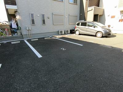 【駐車場】カルド・ファミーユ