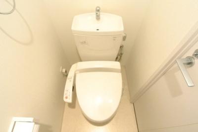 【トイレ】ジュネーゼグラン天満
