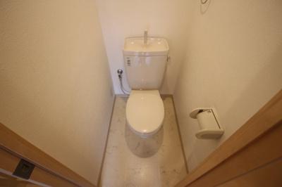 【トイレ】本庄ハイツ
