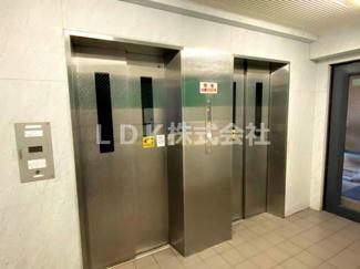 共用部分/エレベータ―2基