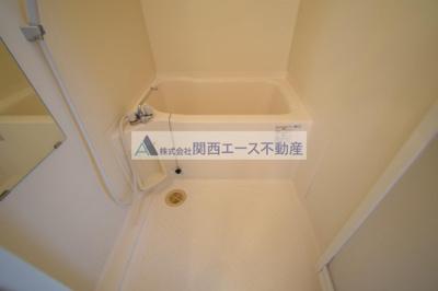 【浴室】エンゼルハイツ喜里川