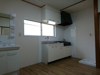 【キッチン】F様有家戸建
