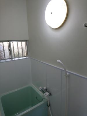 【浴室】F様有家戸建