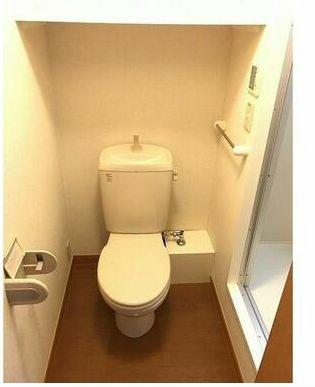 【トイレ】ヴィラ