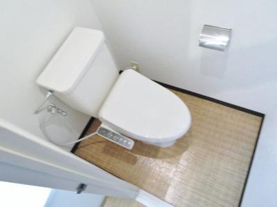 【トイレ】メゾン三田赤坂