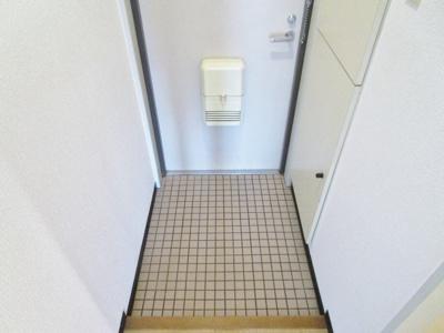 【玄関】メゾン三田赤坂