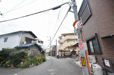 【駐車場】シャトレ富田