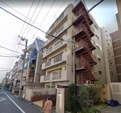 【外観】マンション錦糸町 2階 角部屋 リフォーム済