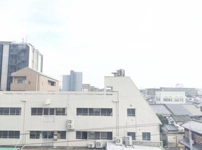 【展望】レジディア京都駅前