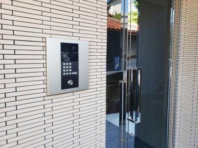 安心のオートロック付き☆神戸市垂水区 サンマリン海岸通 賃貸☆