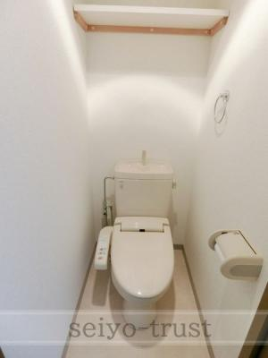 【トイレ】ウイング十日市