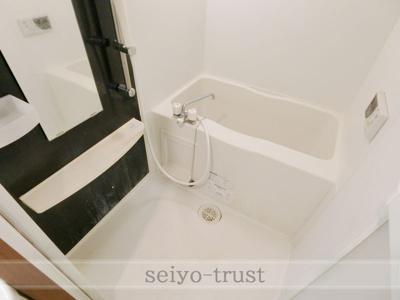 【浴室】ウイング十日市