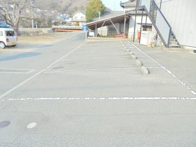 【駐車場】シティ加茂川 B