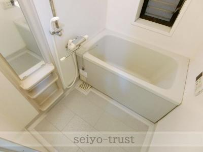 【浴室】ウイング城南通り