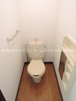 【トイレ】ストークハイツ