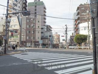 日神デュオステージ新宿若松町の周辺です