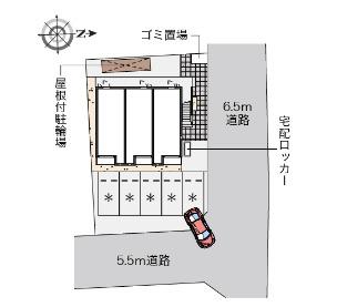 【区画図】洋光台