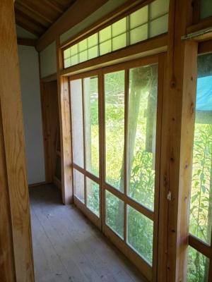 【内装】鳥取市東今在家古民家中古戸建