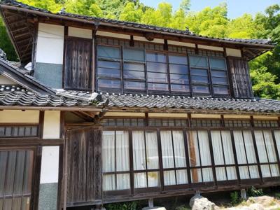 【外観】鳥取市東今在家古民家中古戸建