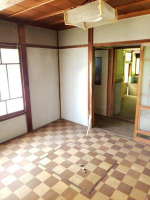 【洋室】鳥取市東今在家古民家中古戸建