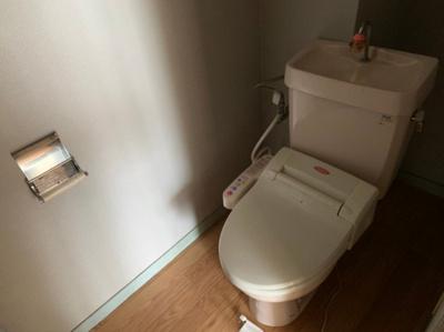 【トイレ】スカイライトビル