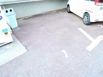 【駐車場】コーヨーハイツ