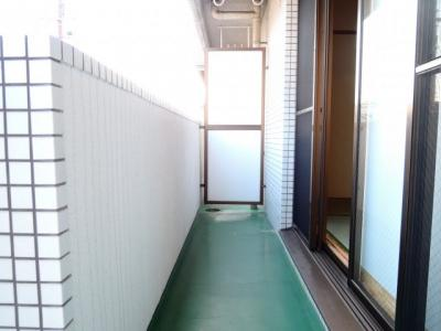 【バルコニー】コーヨーハイツ
