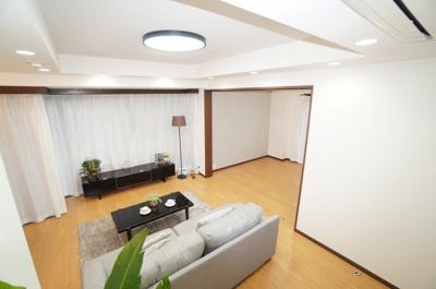室内(2021年2月1日09:30頃)撮影