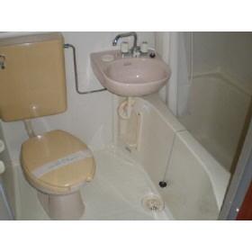 【浴室】アメニティ横山