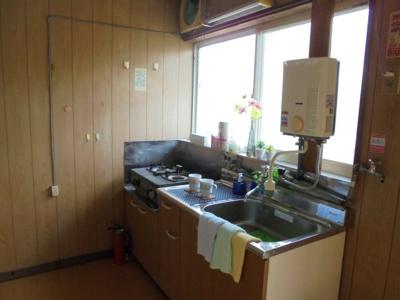【キッチン】ハイツ井上