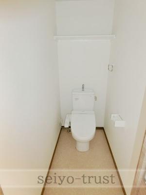 【トイレ】クレセント尼子