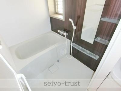 【浴室】クレセント尼子