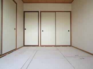 【寝室】リバーコート三田
