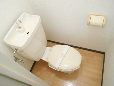【トイレ】メゾン・ド・リズ