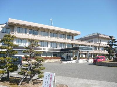 秦荘庁舎(1157m)