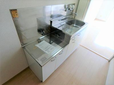 【キッチン】エントピアハイムミナイ