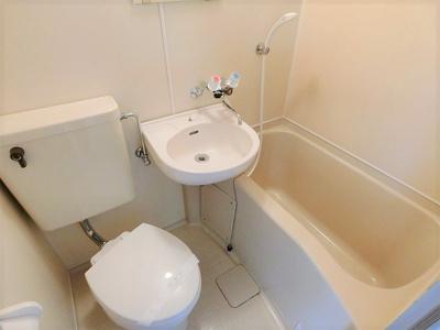 【浴室】エントピアハイムミナイ