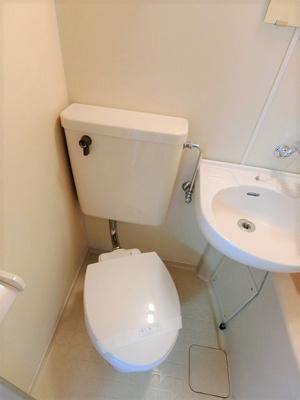【トイレ】エントピアハイムミナイ