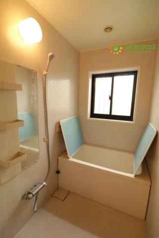 【浴室】杉戸町堤根 中古一戸建て