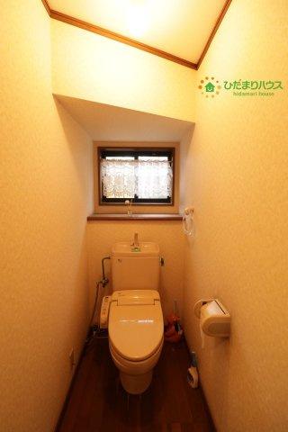 【トイレ】杉戸町堤根 中古一戸建て