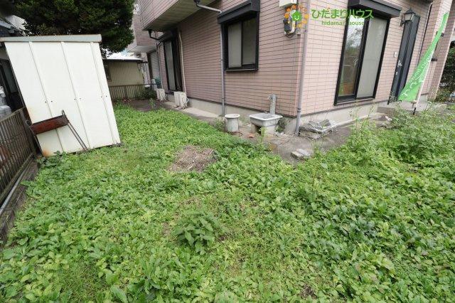 【庭】杉戸町堤根 中古一戸建て