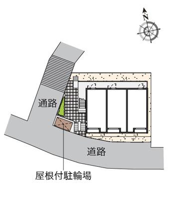 【地図】加山荘