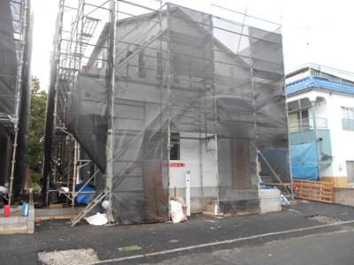 【外観】東川島町第2 新築分譲住宅 2号棟