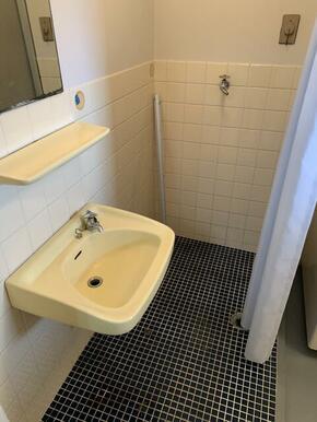 【洗面所】マンション小池