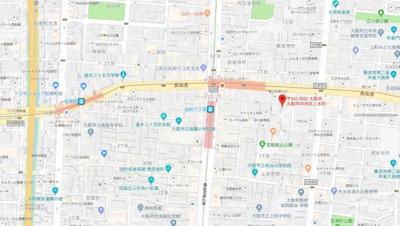 【地図】ビーフィールドオオハラ