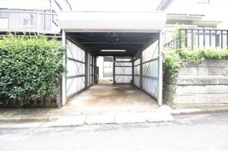 佐倉市六崎 中古一戸建て 佐倉駅 ガレージ付きのカースペースです!