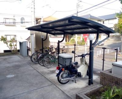同タイプのお部屋の写真になります。