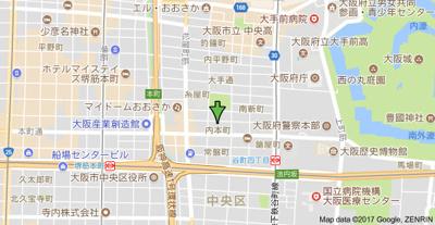 【地図】アネックス石川