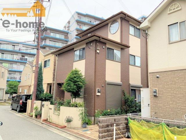 【外観】加古川市平岡町新在家 中古戸建