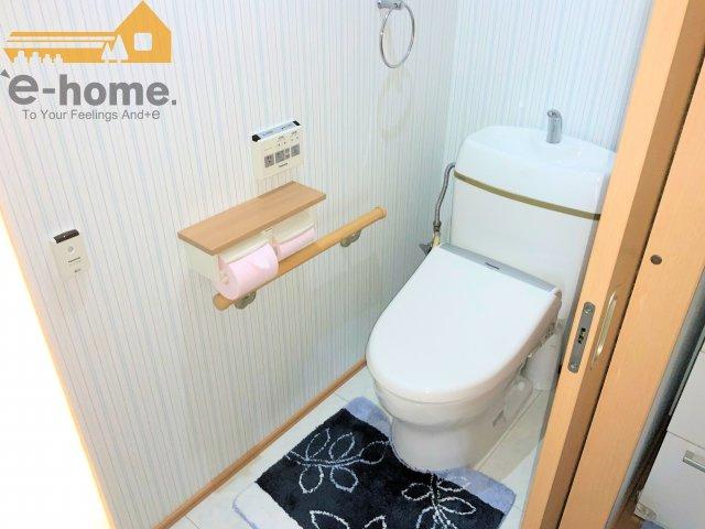 【トイレ】加古川市平岡町新在家 中古戸建